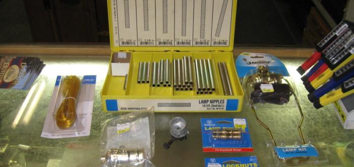 Lamp repair 002