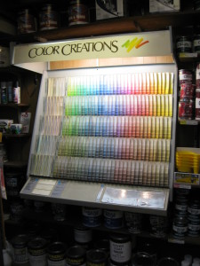 Paint Display 001