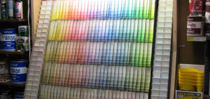 Paint Display 002