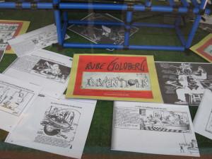 Rube Goldberg 001
