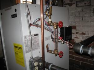 Steam Boiler 007